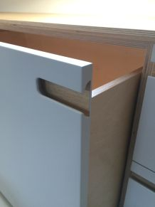 Carpenter & cabinet maker based in Hackney, London Eaves Storage, Storage Drawers, Bespoke Furniture, Furniture Design, Cabinet Makers, Furniture Making, Filing Cabinet, Door Handles, Carpenter