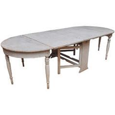 Swedish Gustavian Dining Table