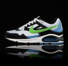9eff6e81a3a Fournisseur Nike Air Max Skyline Chaussure de course Femme Homme Noir Bleu  Blanc Vert Acheter Pas Cher