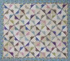 Delectable Inspirations  Quilt Designer: Mabeth Oxenreider  From American Patchwork & Quilting, June 2005