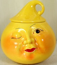 winky cookie jar