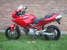 Ducati Multistrada 2006 MTS620 Below Book