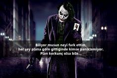 Sayfamızda Joker Sözleri yer alır. Joker Qoutes, Best Joker Quotes, Film Quotes, Book Quotes, Joker Heath, Inspirational Movies, My Philosophy, Journal Quotes, Joker And Harley