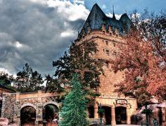 Canada...Epcot, Disney World :)