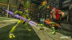 TMNT: Mutants In ManhattanScreens Leak, Because Of Course They Do