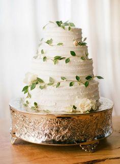 Multistory wedding tower with pink and yellow cake - Weddbook