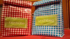 Lunchbox ( Idee und Vorlage über Ursula Steiner)