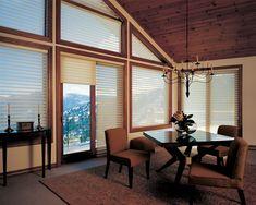 Covering idea for odd shaped windows