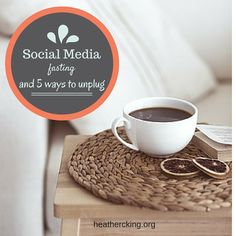 Social Media Fasting and 5 Ways to 'Unplug' – Heather C. King – Room to Breathe