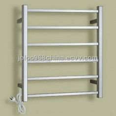 Stainless steel CE certification electric heating towel rack (GS-7402) - China Stainless steel ISO certification electric heating towel r...