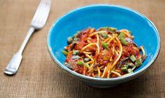 Jack Monroe's spaghetti alla puttanesca recipe