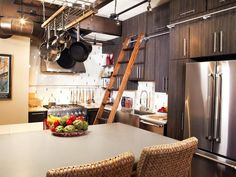 Laminate Kitchen Cabinets: Pictures, Tips & Expert Advice : Rooms : Home & Garden Television