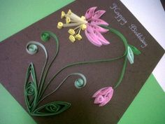 Handmade Birthday Greeting Card (4)