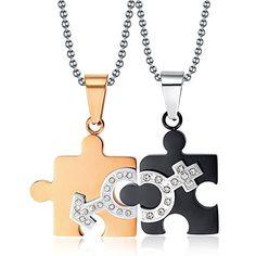 MG Jewelry Stainless Steel Puzzle Design Men;s Women's Symbol CZ Pendant Chain Necklace,Black/gold Mealguet http://www.amazon.com/dp/B016UNI700/ref=cm_sw_r_pi_dp_BcAkwb0NME5WA