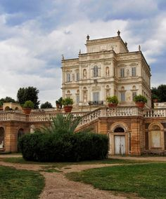 Italy: <br />Villa Pamphili, Rome's secret park. | Minor Sights #VisitingItaly
