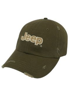 02cedc5bb8f7d Available in army green Chino Twill Buckle closure with 1941 embossed on  buckle Double felt applique Jeep logo in tan on front