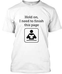 WANT Limited Coffee and a Good Book Shirts | Teespring