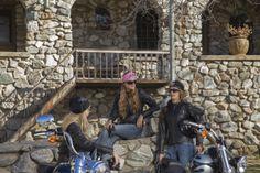 Kick helmet hair to the curb. Headwraps keep you looking sleek and stylish.   Harley-Davidson Womens Head and Neckwear
