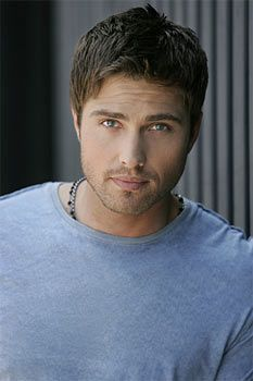 Actor Eric Winter - he's one of those guys I recognize from shows but had no idea what his name was