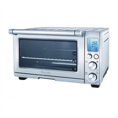 Can not say enough good things about this toaster / counter top convection oven.it is the best kitchen appliance I have ever owned - Breville - Smart Oven Convection Toaster/Pizza Oven - Silver - Angle Bat Mitzvah, Small Appliances, Kitchen Appliances, Kitchen Cabinets, Countertop Oven, Thing 1, Micro Onde, Oven Range, Heating Element