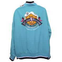 dcfadafd2 Shop the 1996 NBA All Star Weekend Warm Up Jacket to show love for the  vintage