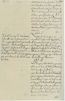 Articles of Capitulation of Montreal