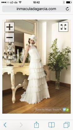 ♥ Ungetragenes Edles Designerbrautkleid von inmaculada garcia im 20er Jahre Stil der aktuellen Kollektion 2014 ♥ Ansehen: http://www.brautboerse.de/brautkleid-verkaufen/ungetragenes-edles-designerbrautkleid-von-immaculada-garcia-im-20er-jahre-stil-der-aktuellen-kollektion-2014/ #Brautkleider #Hochzeit #Wedding