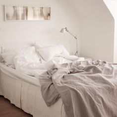 Good Morning! #morning #bedroom #sisustus #inredning #loma #kodinvaihto @exminimalist