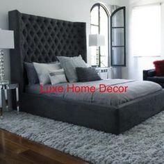Majestic Platform Bed