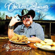 Chicken & Biscuits by Colt Ford (CD, Average Joe's) for sale online Country Rap, Country Music, Boy Paradise, Randy Houser, The Bone Collector, Comedy Music, Chicken And Biscuits, Honky Tonk, Musica
