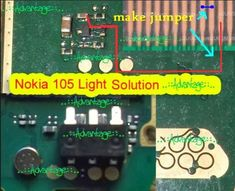 Nokia 105 display ways Nokia 105 Cell Phone Screen Repair Light Problem Solution Jumper Ways fix phone screen problem solution Cell Phone Store, Cell Phone Wallet, Iphone Repair, Mobile Phone Repair, Mobiles, Android Tutorials, Cell Phone Service, Phone Deals, All Mobile Phones