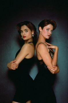 Bond girls. Talisa Soto and Carey Lowell 1989. Oh, how I would LOVE to play a Bond girl someday! What a dream!!! Bond...look out!