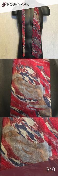 e73ee7a43e54c6 Oscar de la Renta Courture Collection Print Tie Oscar de la Renta Courture  Collection Print Tie