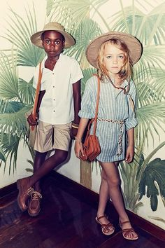 Vogue Kids Brasil, Safari Reloaded