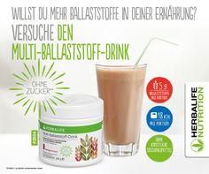 Multi-Ballaststoff-Drink  Multi-Ballaststoff-Drink ist eine köstliche und einfache Möglichkeit, die hilft, Ihre tägliche Ballaststoffaufnahme zu erhöhen und Ihre Verdauuung zu unterstützen* V…