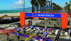 Top 10 things I love about the LA marathon: Runner extrordinaire and lululemon ambassador Blue Benadum is a passionate advocate for the SoCal marathon community.