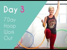 Day 3 of the 7 Day Hoop Workout Series. Off Body Grooves http://hooplovers.tv/day-3-off-body-workout-7-day-hoop-workout/