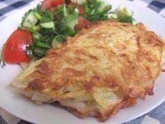 Ингредиенты: ? 4. Тушки тилапии (или другой белой рыбы, например, трески, пикшы и т. д. ). 2 яйца. 4 картофелины. 2 ст. л. муки мука для обвалки. Подсолнечное масло. Соль. Приготовление: 1. картошку т...