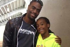 US Olympic sprinter Tyson Gay's 15-year-old daughter shot dead
