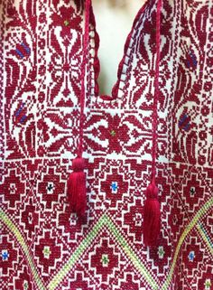 palestinian embroidery - Google Search