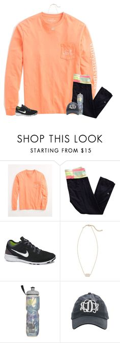 """""""soccer game today"""" by secfashion13 ❤ liked on Polyvore featuring Vineyard Vines, lululemon, NIKE, Kendra Scott and Victoria's Secret"""