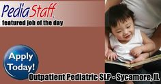 Outpatient Pediatric SLP – Sycamore IL