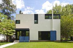 Singh Hoysted Live/Work | Architect Magazine | McInturff Architects, Single Family, New Construction, AIAMD 2015 Design Awards, AIA Maryland Honor Award 2015, Architects, Awards