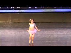 8 year old Jazz Solo.  Such talent.  Only been dancing for 3 years.