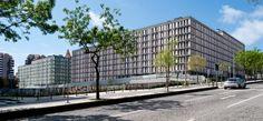 olhArquitectura(2): Blocos Habitacionais Entrecampos