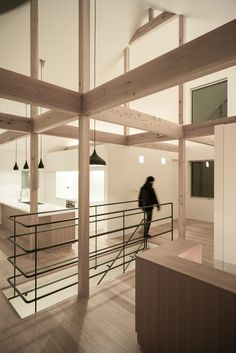 K House in Niseko is a minimal home located in Hokkaido, Japan, designed by Florian Busch Architects. (12)