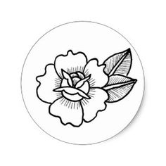 black and white american traditional tattoos - Google Search