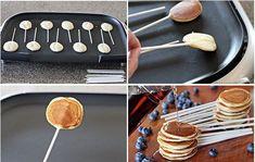 ricetta pancake brunch