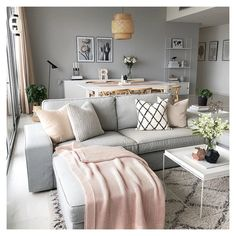 Living Room Decor Cozy, Living Room White, Living Room Modern, Room Decor Bedroom, Interior Design Living Room, Rugs In Living Room, Living Room Designs, Design Bedroom, Diy Bedroom