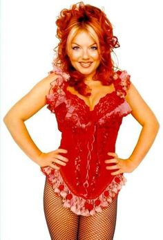 Ginger Spice (Geri Halliwell)